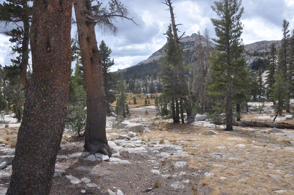 Along the way to Upper Cathedral Lake, sept 8, 2012. photo by kathryn arnold